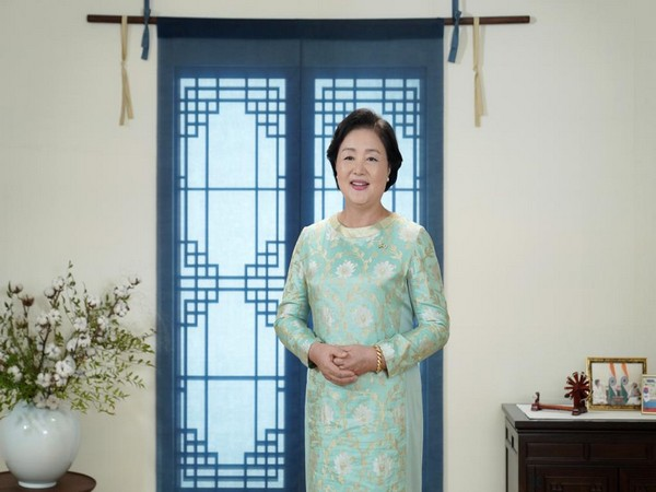 Republic of Korea's First Lady, Kim Jung-sook