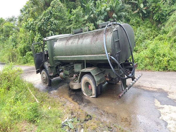 Assam Rifles jawan ambushed by terrorists in Arunachal Pradesh (Photo/ANI)