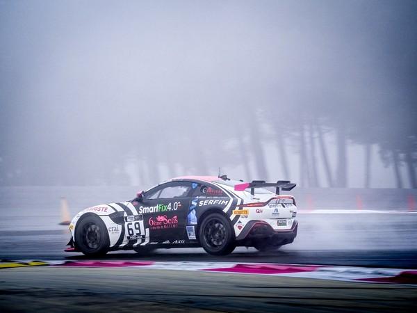 Akhil Rabindra earns top-five finish at Circuit Paul Ricard