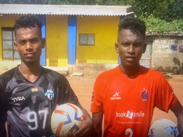 Sunil Soren (left) and Ranjan Soren (right)