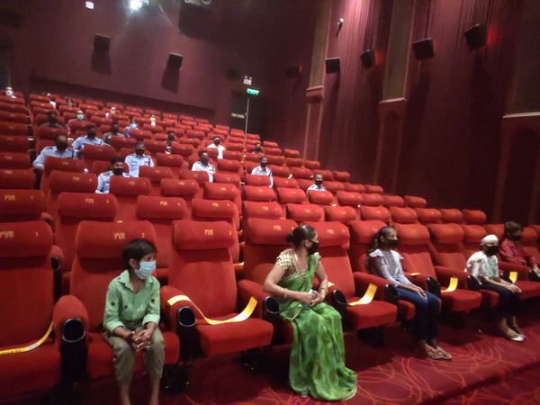 Interval's over: South Delhi multiplex back to showbiz with unsung warriors