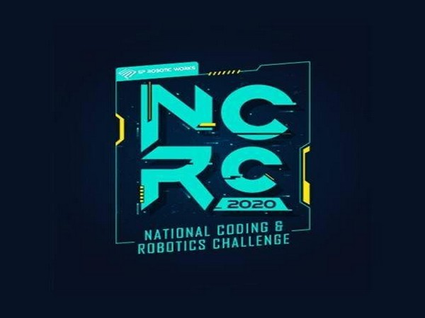 The  poster of National Coding and Robotics Challenge 2020