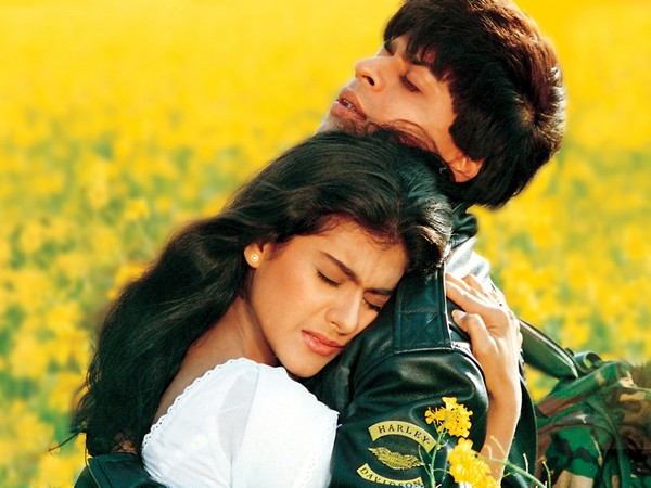 A still from 'Dilwale Dulhania Le Jayenge'