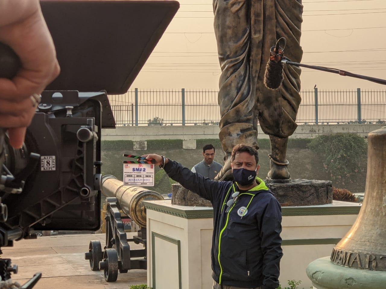 John Abraham Divya Khosla Kumar kick start shooting of Satyameva Jayate 2  -ANI - BW Businessworld