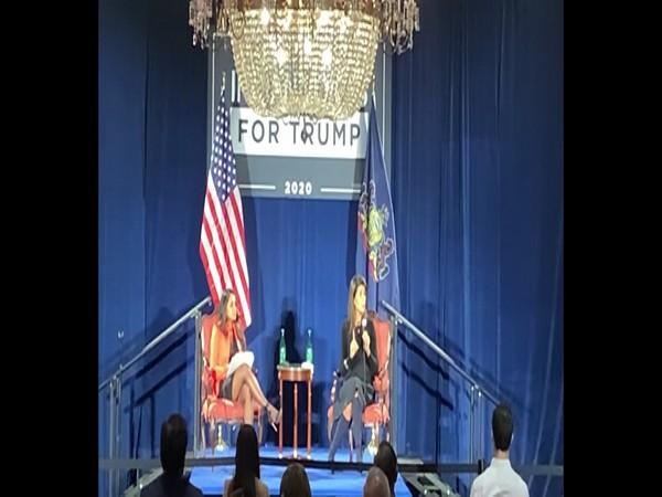 Indian-American Republican politician Nikki Haley