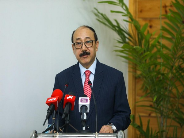 Foreign Secretary Harsh Shringla during his two-day bilateral visit in Maldives.