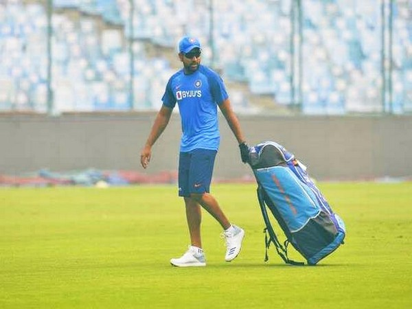 Indian batsman Rohit Sharma (Photo/ Rohit Sharma Twitter)