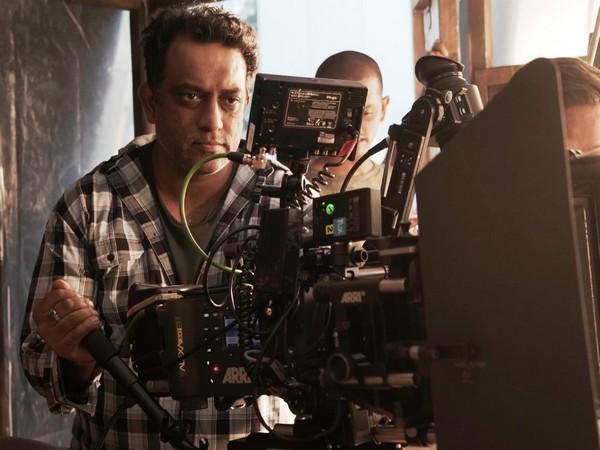 Filmmaker Anurag Basu