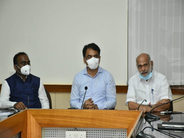 Dr CN Ashwathnarayan, Deputy Chief Minister, Karnataka (Photo/ANI)