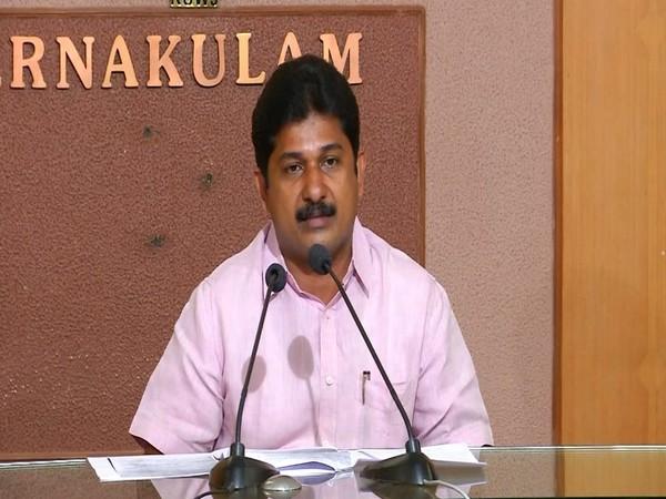CPI(M) MLA M Swaraj (Photo/ANI)