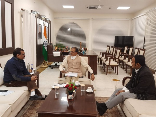 A meeting at CM residence