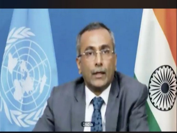 R Ravindra, Deputy Permanent Representative of India to the United Nations (Political Coordinator)