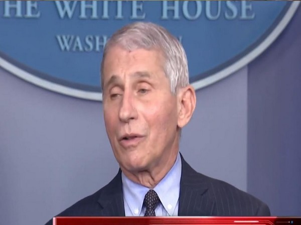 US President Joe Biden's top medial advisor on COVID-19, Anthony Fauci