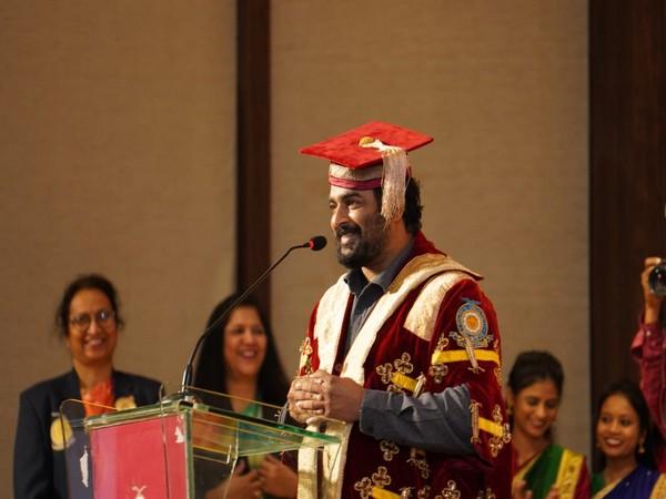 Indian actor Ranganathan Madhavan