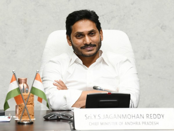 Andhra Pradesh Chief Minister YS Jaganmohan Reddy attends 6th meeting of the Governing Council of NITI Aayog in Amaravati non Saturday.