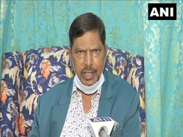 Union Minister of State for Social Justice Ramdas Athawale (File Photo)