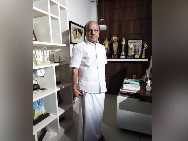 Indian Union Muslim League leader PK Kunhalikutty. Photo/ANI]