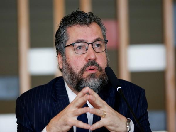 Brazilian Foreign Minister Ernesto Araujo