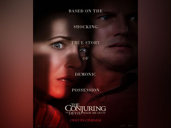 Poster of 'The Conjuring: The Devil Made Me Do It'