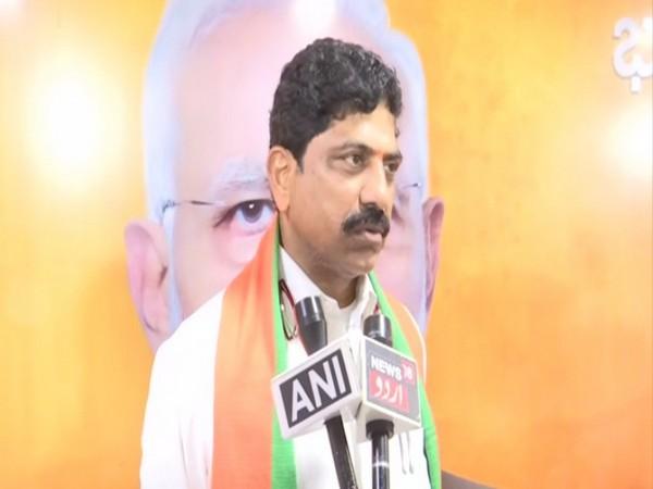 BJP leader Pathuri Nagabhushanam (Photo/ANI)