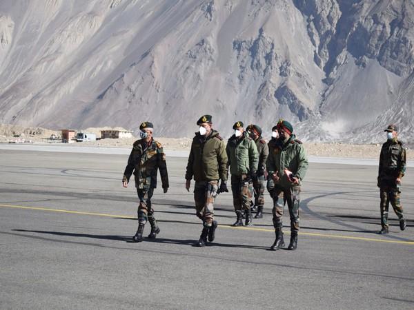 Chief of Army Staff (COAS) General Manoj Mukund Naravane (Photo/ANI)