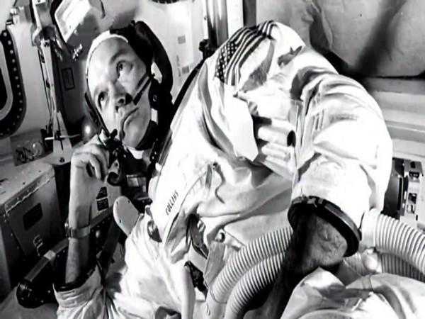 Michael Collins, the NASA astronaut