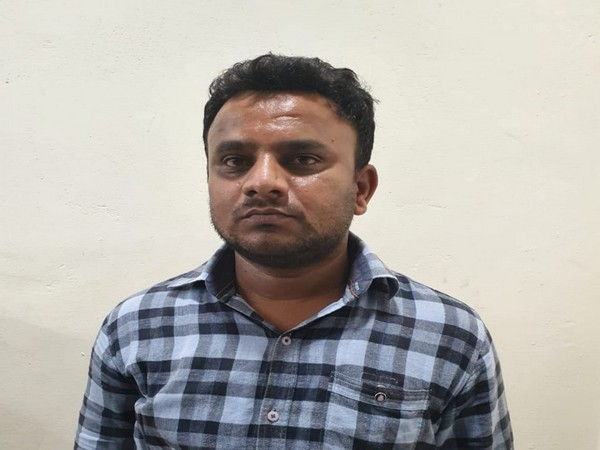 Accused Ravi Kumar.