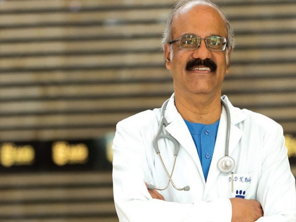 AIG Hospitals Chairman Dr D Nageshwar Reddy.