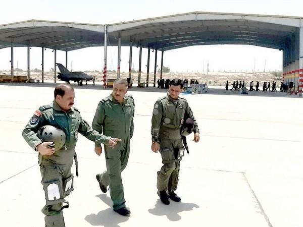 Indian Air Force chief RKS Bhadauria (Photo/ANI)