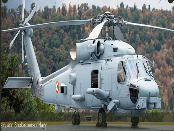 MH-60 Romeo helicopter