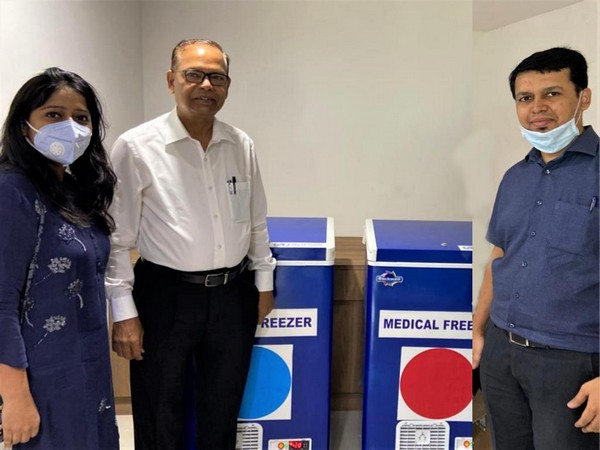 Chairman and Director of Hyderabad-based Rockwell Industries