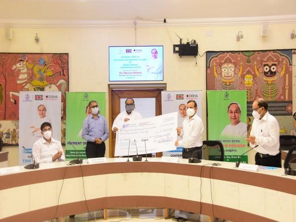 COVID-19: Odisha Mining Corporation contributes Rs 500 Cr to CM's Relief Fund (Photo/ANI)