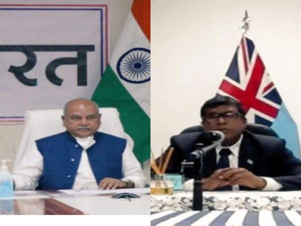 The agreement was signed by Union Agriculture Minister, Narendra Singh Tomar, and Fiji's Minister of Agriculture, Waterways & Environment, Dr. Mahendra Reddy