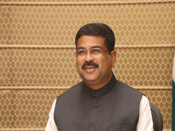 Minister of Petroleum and Natural Gas and Steel Dharmendra Pradhan