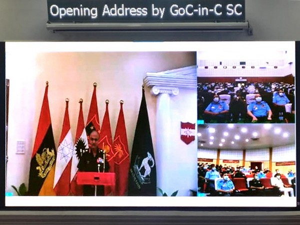 Virtual inauguration of Higher Defence Management Course