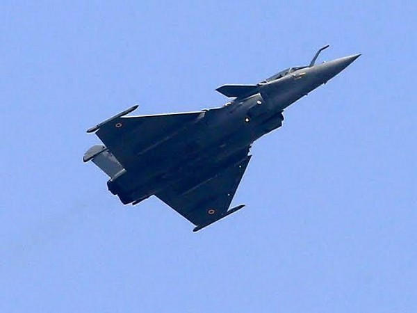 Rafale fighter jet operating in Ladakh area (File Photo)