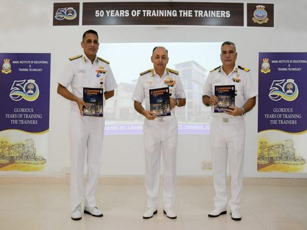 Naval institute in Kochi celebrates Golden Jubilee, (Photo/ANI)