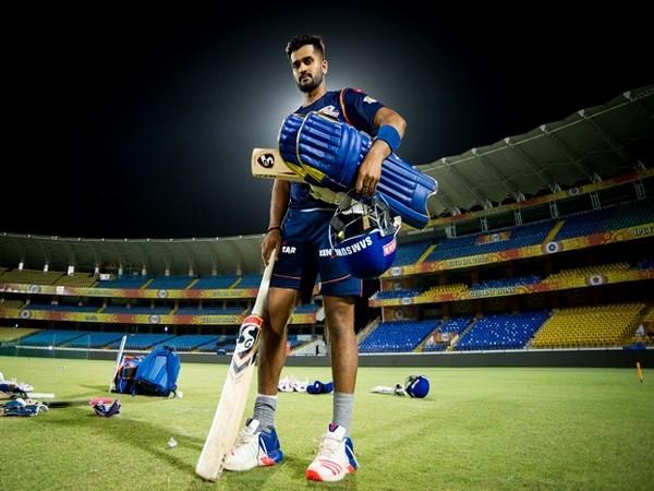 Vinay Kumar (Image: Mumbai Indians)