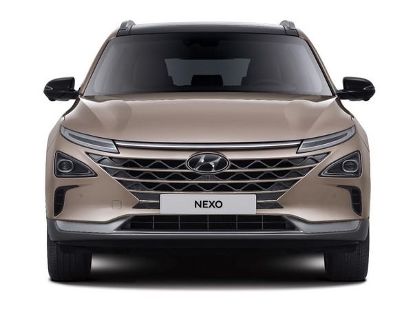 Hyundai Motor Co. launches '2021 Nexo'.
