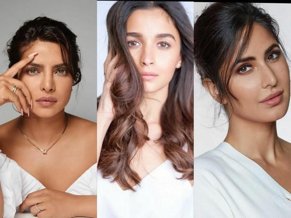 Priyanka Chopra, Alia Bhatt and Katrina Kaif (Image source: Instagram)