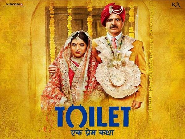 Poster of Toilet: Ek Prem Katha (Image source: Instagram)
