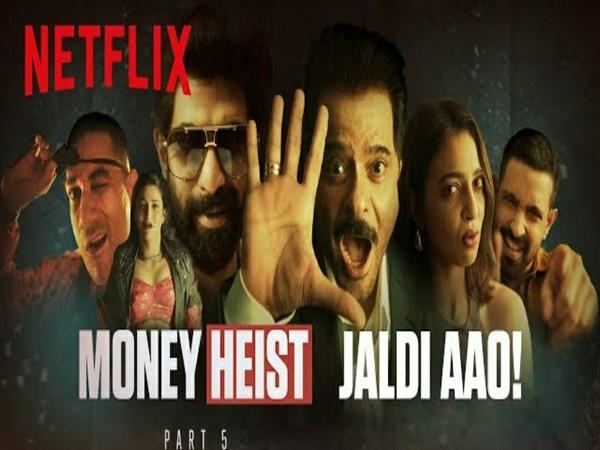 Poster of 'Jaldi Aao' (Image source: Instagram)