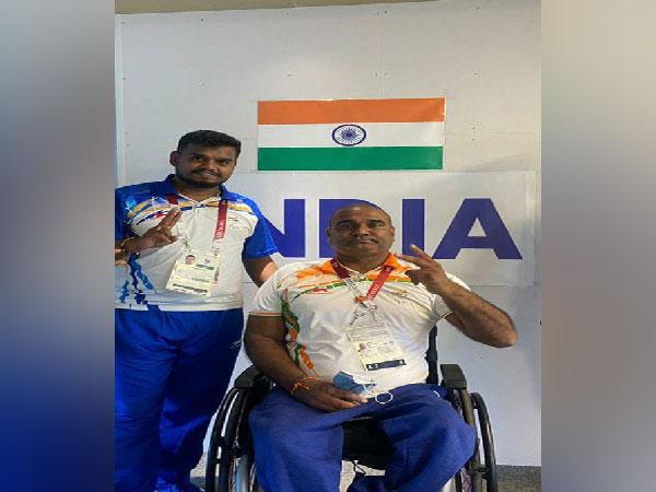 Discus thrower Vinod Kumar (Photo/ PCI)