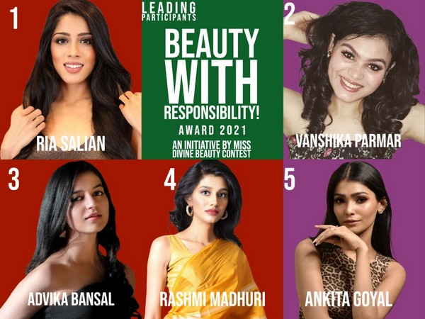 Miss Divine Beauty 2021: Introduces new award 'Beauty with a Responsibility'