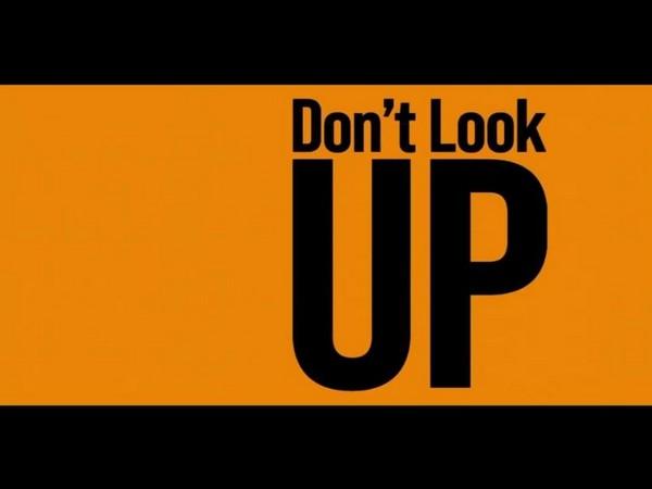 Teaser of 'Don't Look Up' (Image source: Instagram)