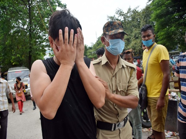 Sashastra Seema Bal arrested two accused from Indo-Nepal border