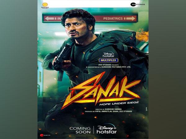 Poster of Sanak (Image source: Instagram)