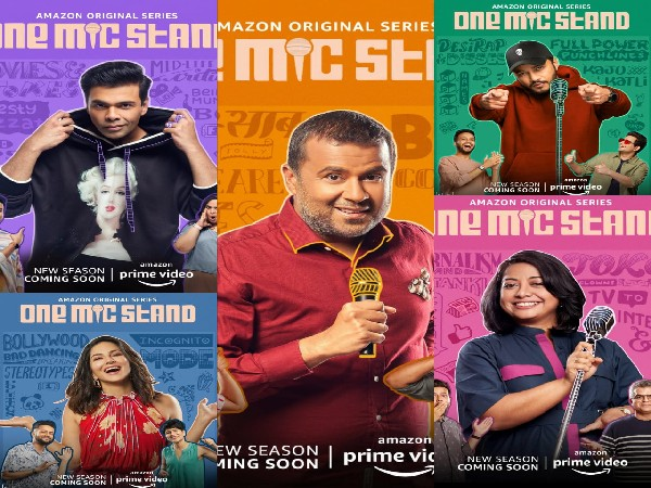 Posters of 'One Mic Stand'