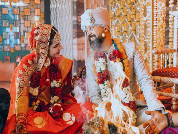 Anand Tiwari and Angira Dhar (Image Source: Instagram)