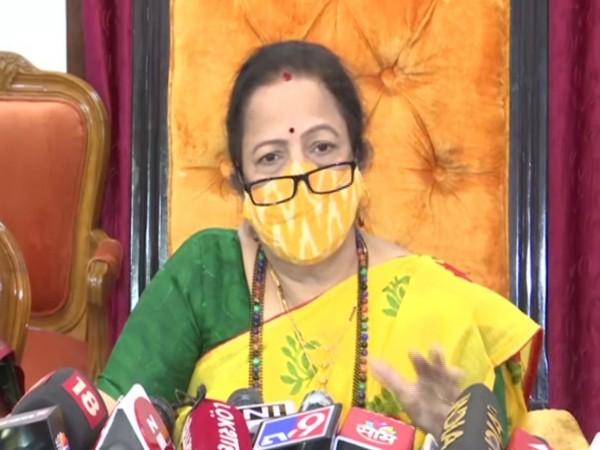 Mayor of Mumbai Kishori Pednekar (Photo/ANI)